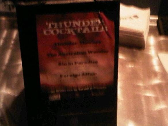 thundercocktail